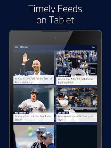 Yanks Go Yard: Yankees News screenshot 3