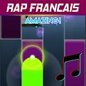 Rap Francais Song Piano Tiles Game icon