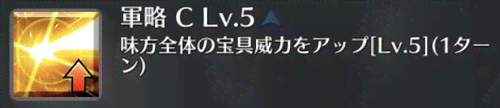 軍略[C]