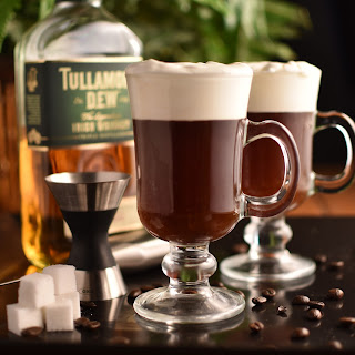 In Search of the Perfect Irish Coffee