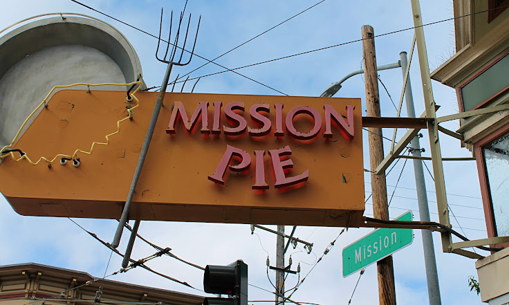 Storefront of Mission Pie