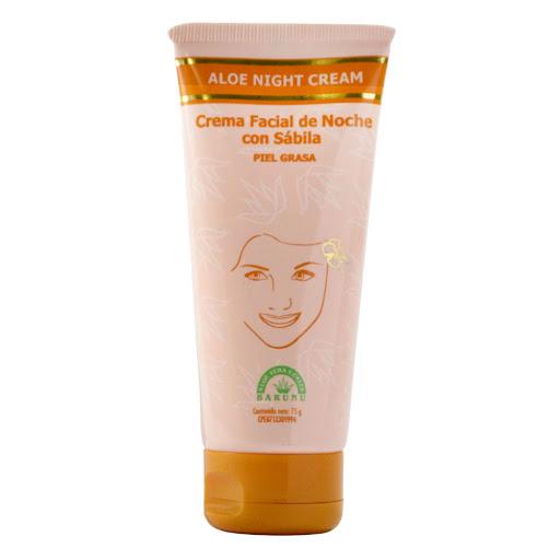 crema facial de noche piel mixta a grasa