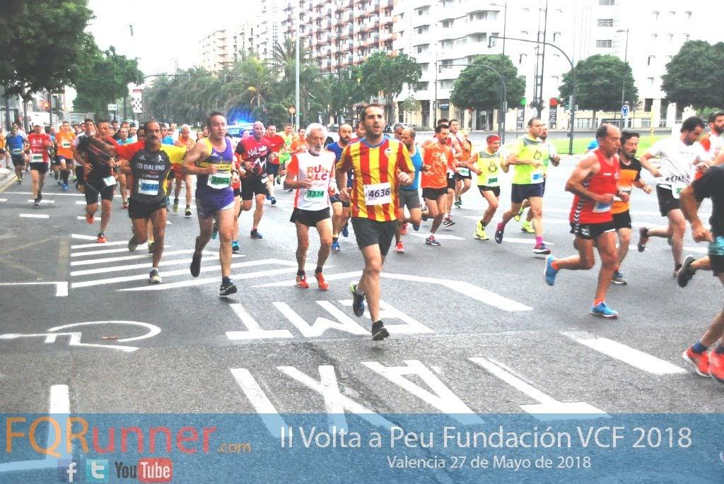 Fotos Volta a Peu Fundación Valencia C.F.