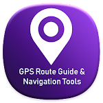 GPS  Route Guide & Navigation Tools 1.14