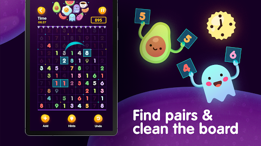 Numberzilla - Number Puzzle | Board Game 2.4.0.0 screenshots 13