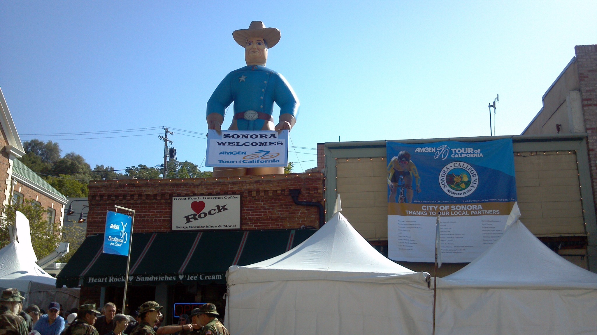 Photo: Sonora welcomes Amgen