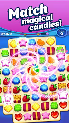 Crafty Candy – Match 3 Adventure screenshot 1