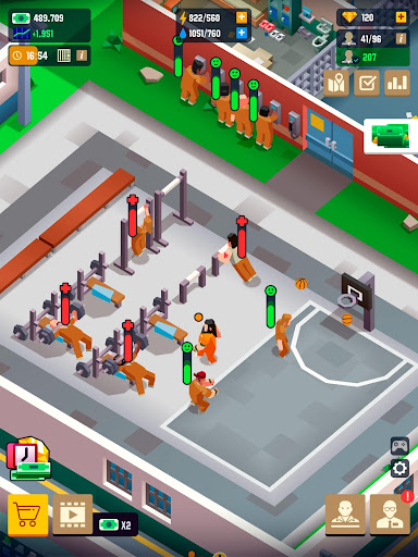 Prison Empire Tycoon screenshot 24