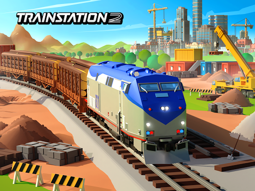Train Station 2: Rail Strategy & Transport Tycoon 1.27.1 screenshots 1