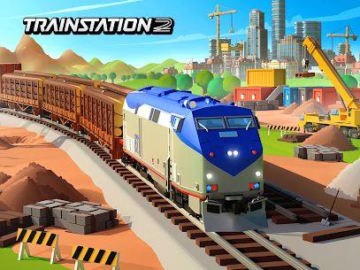 Train Station 2 Apk + Mod (Money) for Android 1