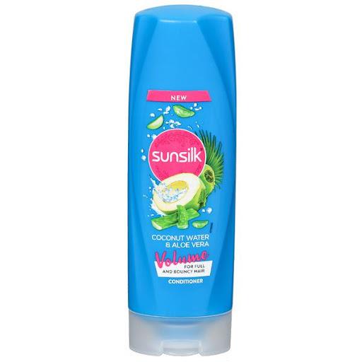 Sunsilk Volume Coconut Water & Aloevera Conditioner - 180 ml image