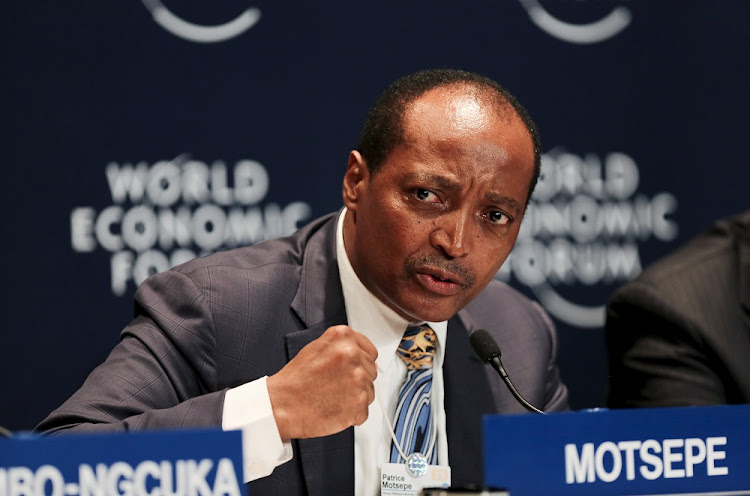 Patrice Motsepe has been confirmed as the first South African president of the Confederation of African Football (Caf).