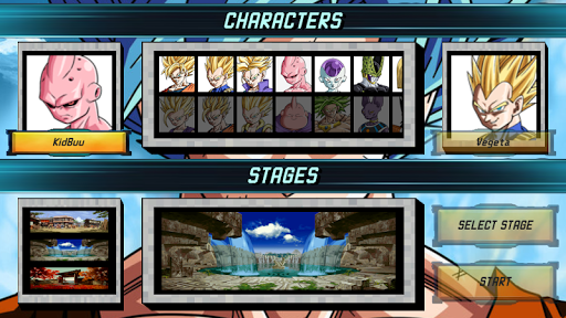 Super Saiyan Fighter : Saiyan Tournament for PC