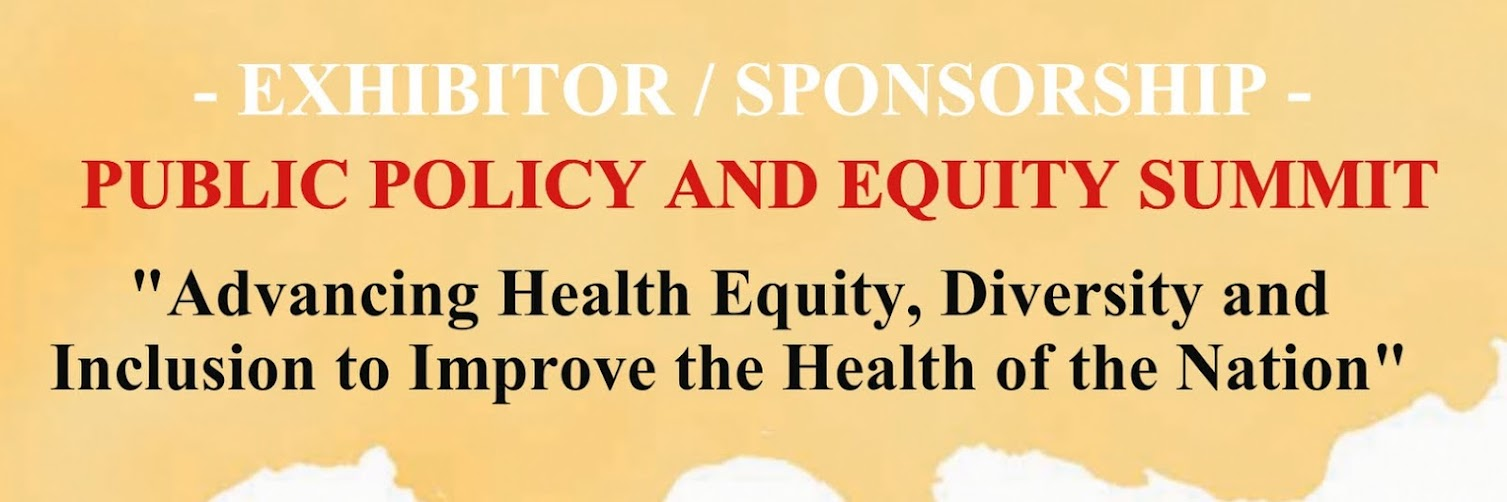 """NCEMNA Sponsor/Exhibitor-""""Advancing Health Equity, Diversity and Inclusion to Improve the Health of the Nation"""""""