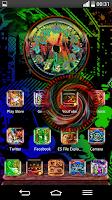 Screenshot of Next Launcher Theme Graffiti