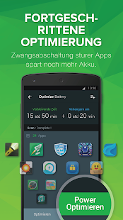 Akku Sparen - Batterie Pro Screenshot