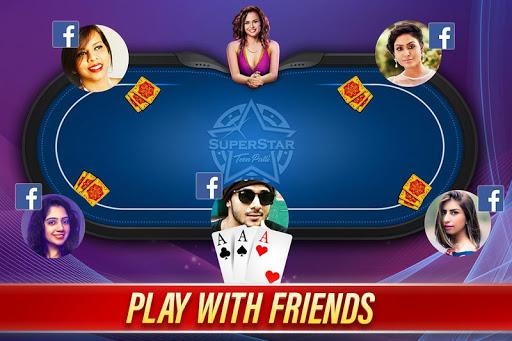 Teen Patti: 3 Patti Superstar Three Cards Poker 18.5 screenshots 6