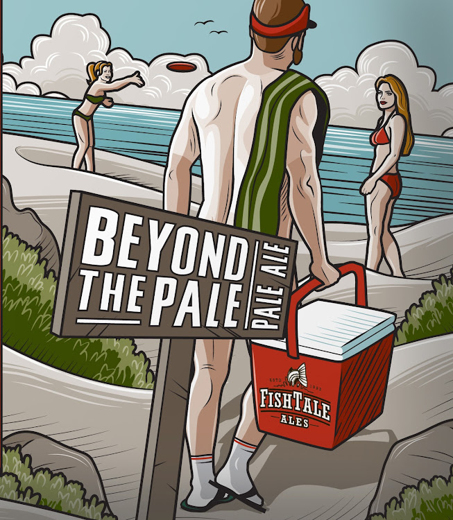 Logo of Fish Tale Beyond The Pale Ale
