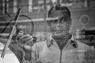 Photo: London #35 - Mr. Proper ...  #street #streetphotography #shootthestreet #blackandwhite #blackandwhitephotography #bw #monochrome #london