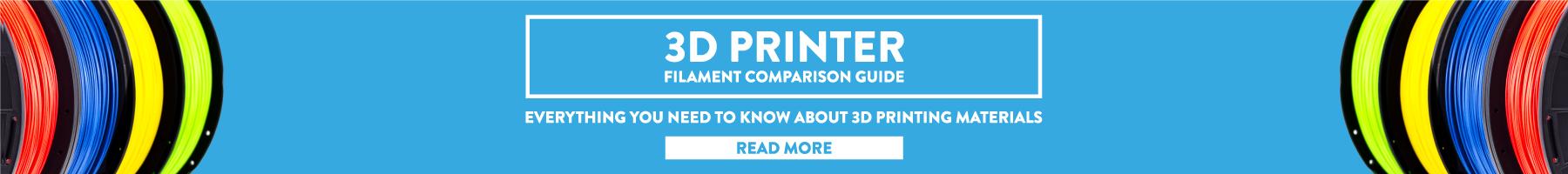 Filament Comparison Guide