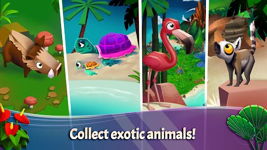 FarmVille 2 Tropic Escape Mod Apk [Unlimited Money + Menu Mod] 4