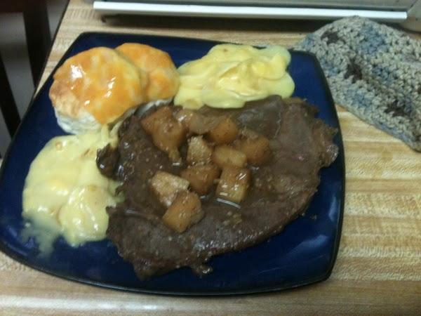 Hawaiian Marinade Steak Recipe
