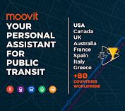 Moovit: Bus & Train Live Info app (apk) free download for Android/PC/Windows screenshot