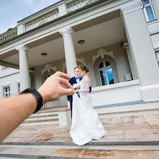 Wedding photographer Mantas Pralgauskas (MantasPra). Photo of 14.07.2015
