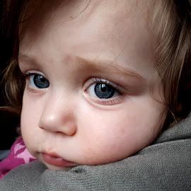 Timea by Mladen Steel Vrđuka - Babies & Children Toddlers ( timea, pogled, plavooko )