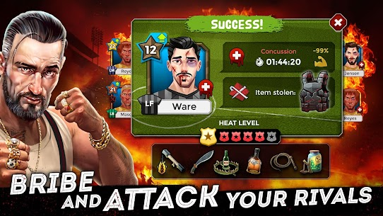 Underworld Football Manager – Bribe, Attack, Steal 5