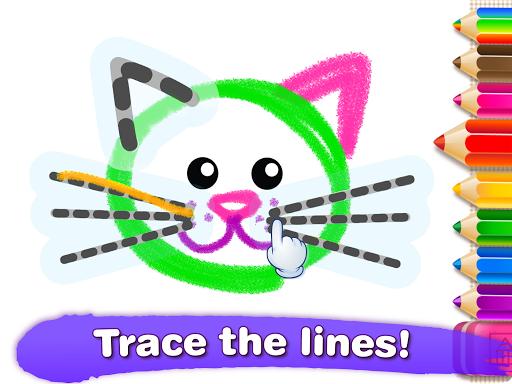 Children Coloring Games for kids! Preschool games 2.0.1.0 screenshots 7