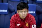 ? Conditietrainer van Mallorca pakt uit met wel erg ongelukkig gebaar naar Japanse huurling van Real Madrid