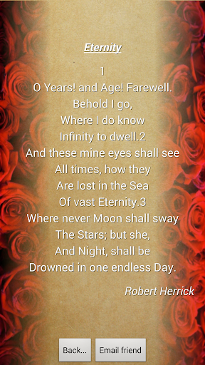 Daily Poem Book  screenshots 3