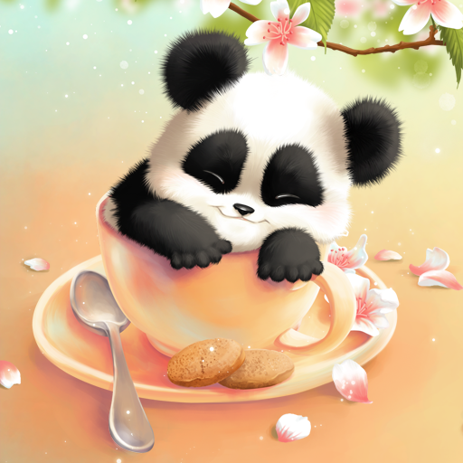 Sleepy Panda Wallpaper Apps On Google Play