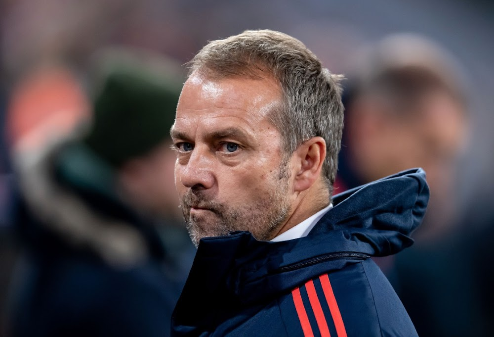 Bayern interim coach Hansi Flick braces for stormy Bundesliga debut