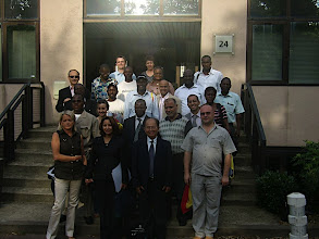Photo: Formation des Cellules régionales de Coopération francophones à Lyon et stages pratiques dans des Régions françaises ou frontalières du 16 au 26 juin 2009