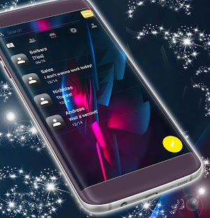 Sms Theme For Samsung Galaxy S6 - náhled