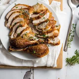 Maple Bourbon Tamarind Roast Thanksgiving Turkey Recipe