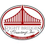 Logo of Eight Bridges Blood Orange Belgium Golden Strong  Ale