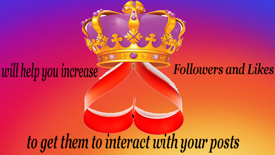 Download Royal Likes on Instagram! For PC Windows and Mac apk screenshot 2