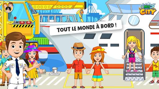 My City : Aventures en bateau screenshot 2