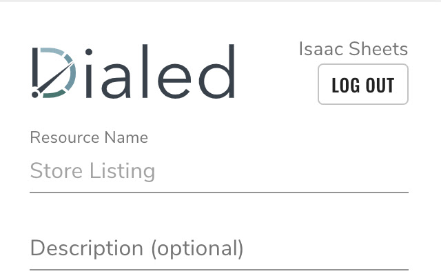 Dialed.ai Extension