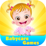 Baby Hazel Baby Care Games 4 Apk