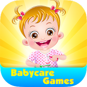 Baby Hazel Baby Care Games