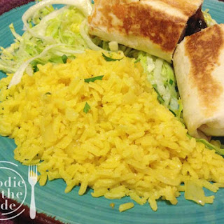 Yellow Rice With Chicken Olives Recipes