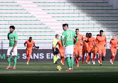 Ligue 1 : Saint-Etienne se donne de l'air
