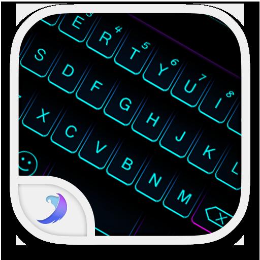 Emoji Keyboard-Neon