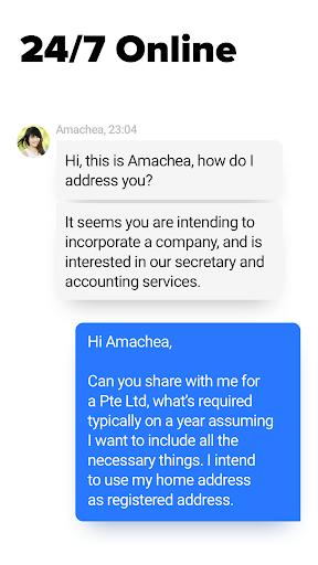 Osome: Accounting, Secretary & Incorporation 3.17.0 screenshots 2