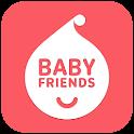 베이비프렌즈 - 우리동네 엄마들의 육아 이야기 icon