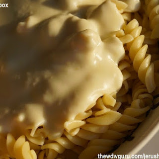Four Cheese Sauce